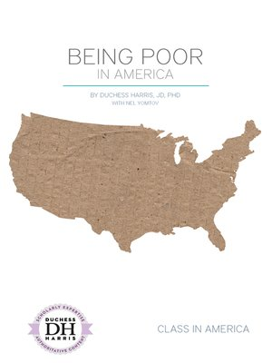 cover image of Being Poor in America